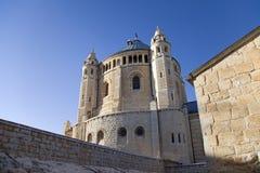 Abadía de Hadia Maria Sion Fotos de archivo