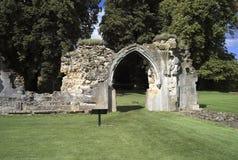 Abadía de Hailes Imagenes de archivo