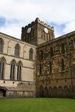 Abadía de Hexham Fotos de archivo libres de regalías