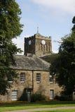 Abadía de Hexham Imagenes de archivo