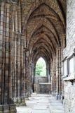 Abadía de Holyrood Fotografía de archivo libre de regalías