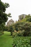 Abadía de Holyrood Fotos de archivo libres de regalías