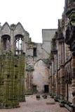Abadía de Holyrood Fotos de archivo