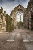 Abadía de Holyrood - Edimburgo Imágenes de archivo libres de regalías