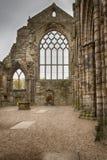Abadía de Holyrood - Edimburgo Fotografía de archivo libre de regalías