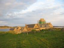 Abadía de Iona Fotografía de archivo libre de regalías
