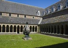 Abadía de Iona Imagen de archivo