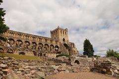 Abadía de Jedburgh Imagenes de archivo