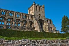 Abadía de Jedburgh Fotos de archivo