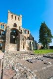 Abadía de Jedburgh Foto de archivo