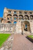 Abadía de Jedburgh Fotografía de archivo libre de regalías