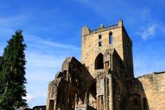 Abadía de Jedburgh, Escocia Foto de archivo