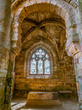 Abadía de Jedburgh, Escocia Imágenes de archivo libres de regalías