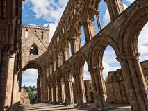 Abadía de Jedburgh, Escocia Fotos de archivo