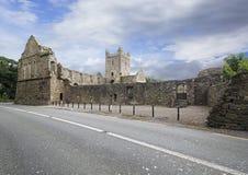 Abadía de Jerpoint Foto de archivo libre de regalías