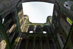 Abadía de Kelso Imágenes de archivo libres de regalías
