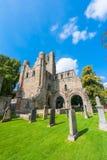 Abadía de Kelso Fotografía de archivo