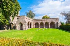 Abadía de Kelso Imagenes de archivo