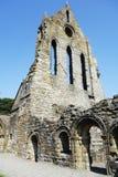 Abadía de Kilwinning Foto de archivo