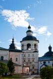 Abadía de Kirillov Imagen de archivo