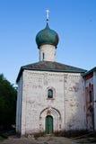 Abadía de Kirillov Foto de archivo libre de regalías