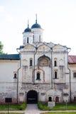 Abadía de Kirillov Fotos de archivo libres de regalías
