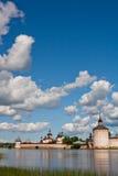 Abadía de Kirillov Imágenes de archivo libres de regalías