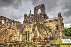Abadía de Kirkstall Fotografía de archivo libre de regalías