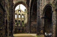 Abadía de Kirkstall Foto de archivo libre de regalías