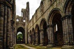 Abadía de Kirkstall Imagenes de archivo