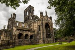 Abadía de Kirkstall Foto de archivo