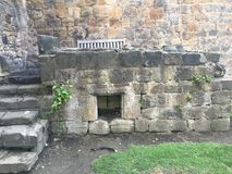 Abadía de Kirkstall en Leeds 9 Fotos de archivo
