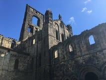 Abadía de Kirkstall en Leeds 19 Foto de archivo