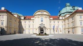 Abadía de Klosterneuburg cerca de Viena fotos de archivo libres de regalías
