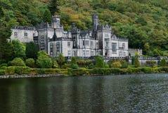 Abadía de Kylemore, condado Galway, Irlanda Fotografía de archivo