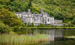 Abadía de Kylemore, en Connemara, condado Galway, Irlanda Imagen de archivo libre de regalías
