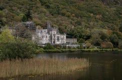 Abadía de Kylemore en Connemara, Irlanda Fotos de archivo libres de regalías