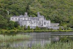 Abadía de Kylemore en Connemara, Irlanda Imágenes de archivo libres de regalías