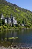 Abadía de Kylemore en el condado Galway Imagenes de archivo
