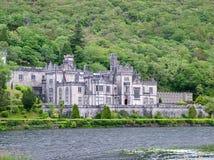 Abadía de Kylemore - imagen común Foto de archivo