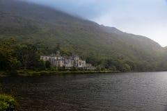 Abadía de Kylemore, Irlanda Imágenes de archivo libres de regalías