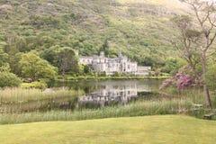 Abadía de Kylemore Irlanda Foto de archivo