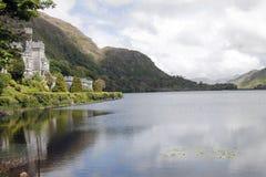 Abadía de Kylemore Irlanda Fotografía de archivo libre de regalías