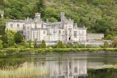 Abadía de Kylemore Irlanda Fotos de archivo libres de regalías
