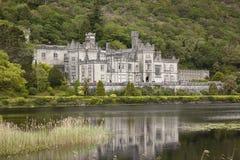 Abadía de Kylemore Irlanda Imagenes de archivo