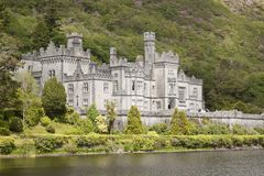 Abadía de Kylemore Irlanda Foto de archivo libre de regalías