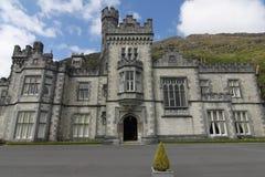 Abadía de Kylemore Irlanda Imagen de archivo libre de regalías
