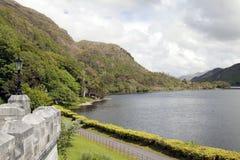 Abadía de Kylemore Irlanda Fotos de archivo