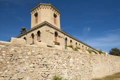 Abadía de Lérins, Francia Fotografía de archivo