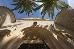 Abadía de Lérins, Francia Fotos de archivo libres de regalías